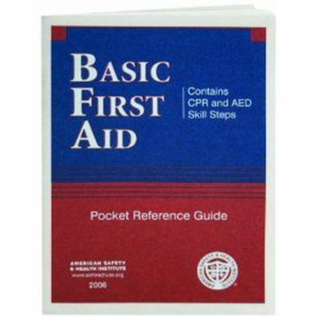 FIRST AID GUIDE BOOKLET