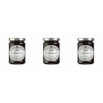 (3 PACK) - Tiptree Red Currant Jelly| 340 g |3 PACK - SUPER SAVER - SAVE MONEY