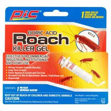 Pic Boric Acid Roach Killer Gel, 1 oz