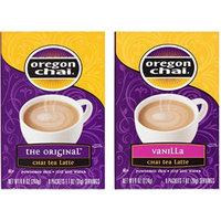 Oregon Chai Tea Latte Packets Variety Bundle: (1) Original Chai 8.8oz and (1) Vanilla Chai 8oz (2 Pack Total)