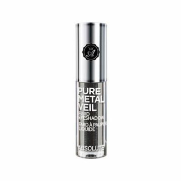 (3 Pack) ABSOLUTE Pure Metal Veil Fluid Eyeshadow Gunmetal