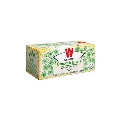 Wissotzky - Wissotzky Chamomile Herbal Tea 20 Bag (Pack of 6)