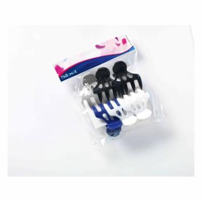 SIBEL Hair Roller Clips Pack of 6