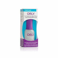 Orly Polishield 3-in-1 Ultimate Topcoat, 4 Ounce