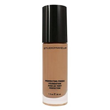 STUDIOMAKEUP Perfecting Finish Foundation, Beige Tan, 1 Fluid Ounce