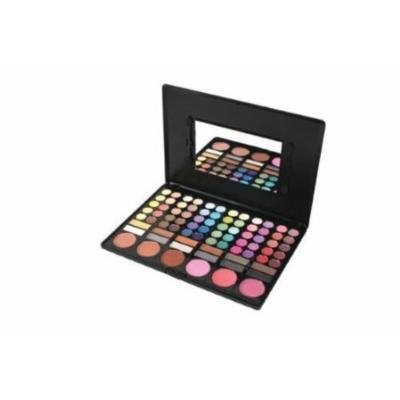 Beauty Treats 78 Colors Professional Makeup Eye Shadow Palette 72 Eye Shadows 3 Blushers and 3 Bronzers