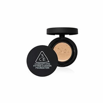 [3CE] FITTING CUSHION FOUNDATION #002(NATURAL)