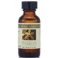 Bakto Flavors Ber0001 Natural Bergamot Extract Pack of 3