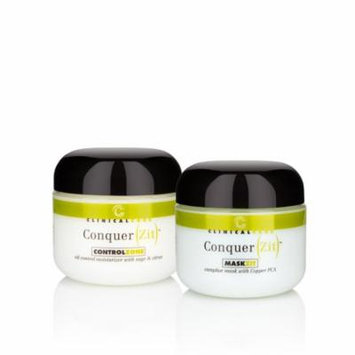Oil Control Treatment Duo with Control Zone Oil-Control Moisturizer & MaskZit Clarifying Mask