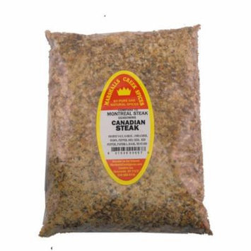 Marshalls Creek Spices (12 Pack) CANADIAN STEAK SEASONING REFILL, (COMPARE TO MONTREAL SEASONING ?)