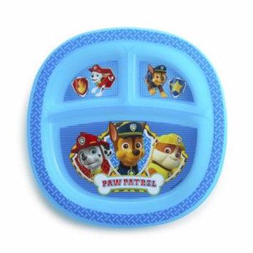 Munchkin Paw Patrol Toddler Plate, Blue