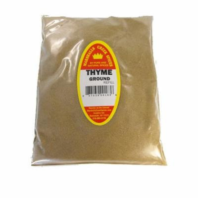 Marshalls Creek Spices (12 Pack) THYME GROUND REFILL