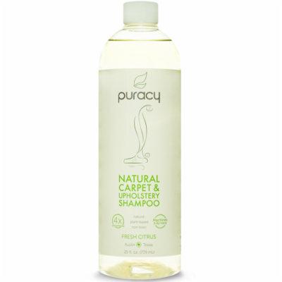 Puracy Natural Carpet & Upholstery Shampoo - Fresh Citrus