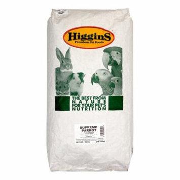 Higgins Supreme Parrot Bird Food, 40 Lb