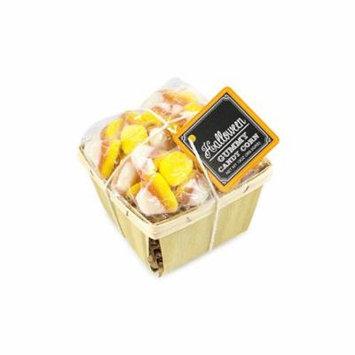 Gummy Candy Corn in Basket 13 oz