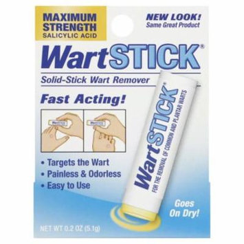 6 Pack WartStick Wart Remover 0.2 oz
