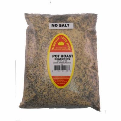 Marshalls Creek Spices (12 Pack) POT ROAST SEASONING NO SALT REFILL