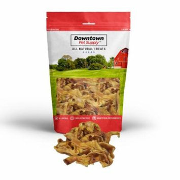 Pig Ear Strips for Dogs, 100% Natural Pigs Ears Treats (1 LB)