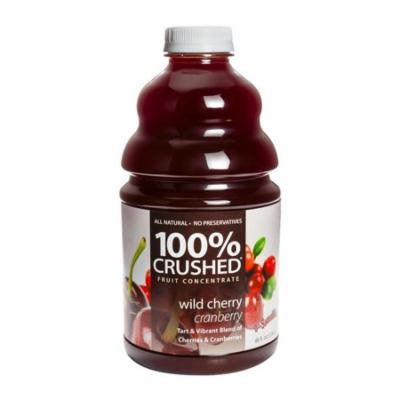 Dr. Smoothie 100% Crushed Wild Cherry Cranberry