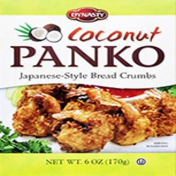 Dynasty Coconut Panko Japanese-Style Bread Crumbs, 6 oz