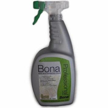 Bona Professional Series Stone, Tile & Laminate Floor Cleaner in 32 oz Spray Bottle