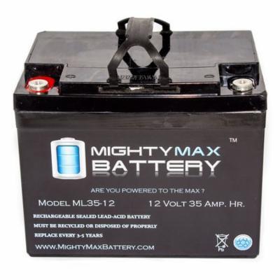 12V 35AH SLA Internal Thread Battery for Pride Jazzy Scooter