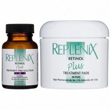 Replenix Retinol Plus Treatment Pads Kit 5X - 60 count
