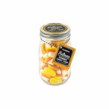 Gummy Candy Corn Mason Jar 10oz