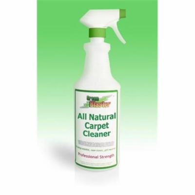 Green Blaster Products GBCC32S All Natural Professional Strength Carpet Cleaner 32oz Sprayer