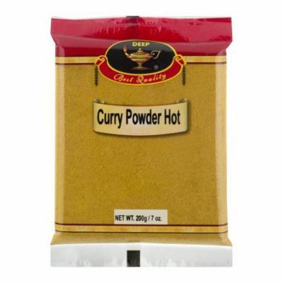 DEEP Hot Curry Powder, 7 oz