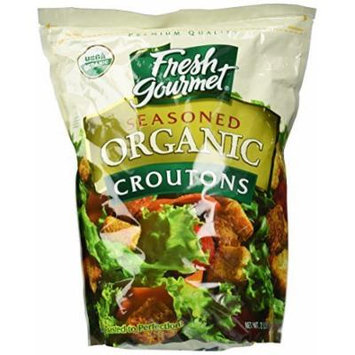 Fresh Gourmet Organic Croutons, 32-Ounce (Pack of 3)