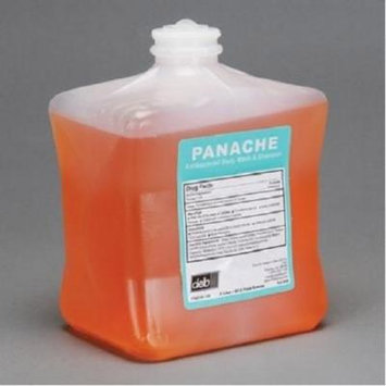Panache Shampoo/Bodywash Antibac W/Pcmx 2L-Case of 4