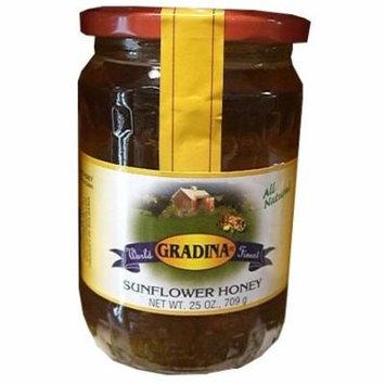 Sunflower Honey (Gradina) 25 oz
