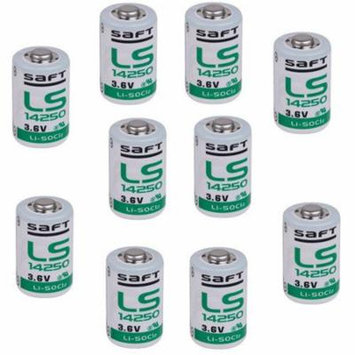 Lascar EL-USB-4 Data Logger Combo-Pack includes: 10 x COMP-4-SAFTP Batteries