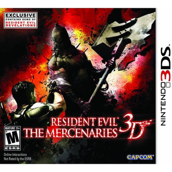 Nintendo Resident Evil Mercenaries 3D 3DS (Email Delivery)