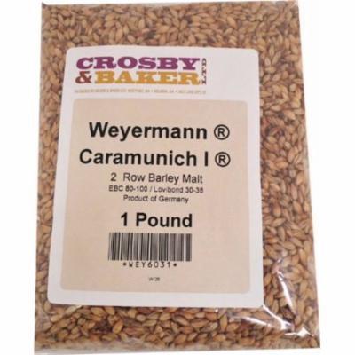 Weyermann Caramunich I Malt 1 Lb.