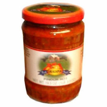 Pindur Hot, Vegetable Spread (gradina) 19.3oz