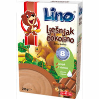 Cereal Flakes with Hazelnut- Ljesnjak Cokolino, CASE, 14x7oz