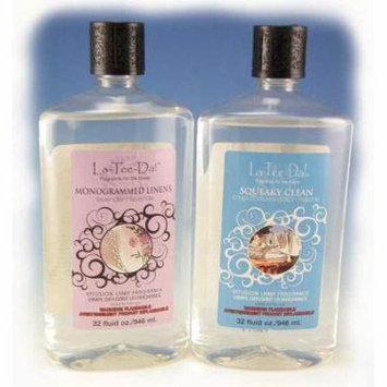 La-Tee-Da Effusion and Fragrance Lamp Oil Refills - 32 oz - EVENING WHISPER