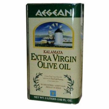 Extra Virgin Olive Oil, Kalamata, (aegean) 3L