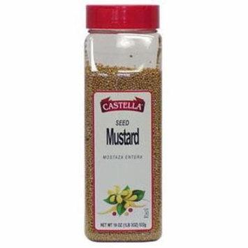 Mustard Seed, Whole, 19oz (539g)