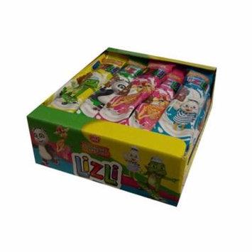 Lizli Milk Chocolate Lollipops, CASE (25 x 15g)