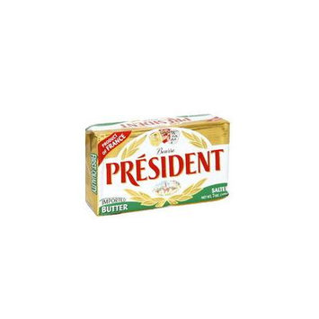 President Imported SALTED Butter, 7oz (199g)