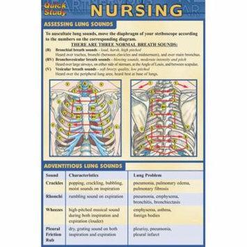 BarCharts- Inc. 9781572227613 Nursing