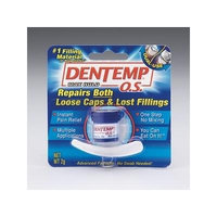 Dentemp One Step Temporary Tooth Filling-1 Each