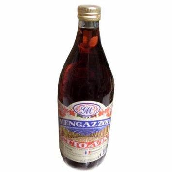 Red Wine Vinegar (Mengazzoli, GM) 1000 ml (34 oz)