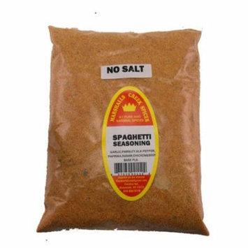 Marshalls Creek Spices (12 Pack) SPAGHETTI SEASONING NO SALT REFILL