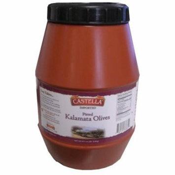 Kalamata Pitted Olives (castella) 2 kg (4.4 lb)