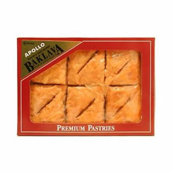 Baklava with Walnuts and Honey CASE 6x12pieces(22oz)