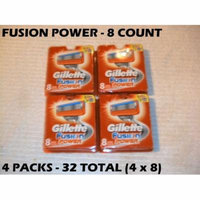 Gillette Fusion Power 8 (pack Of 4)